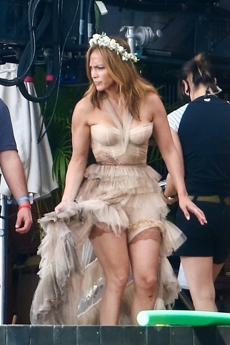 Jennifer Lopez novia
