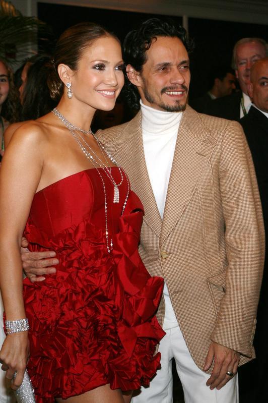 Jennifer Lopez y Marc Anthony son inseparables