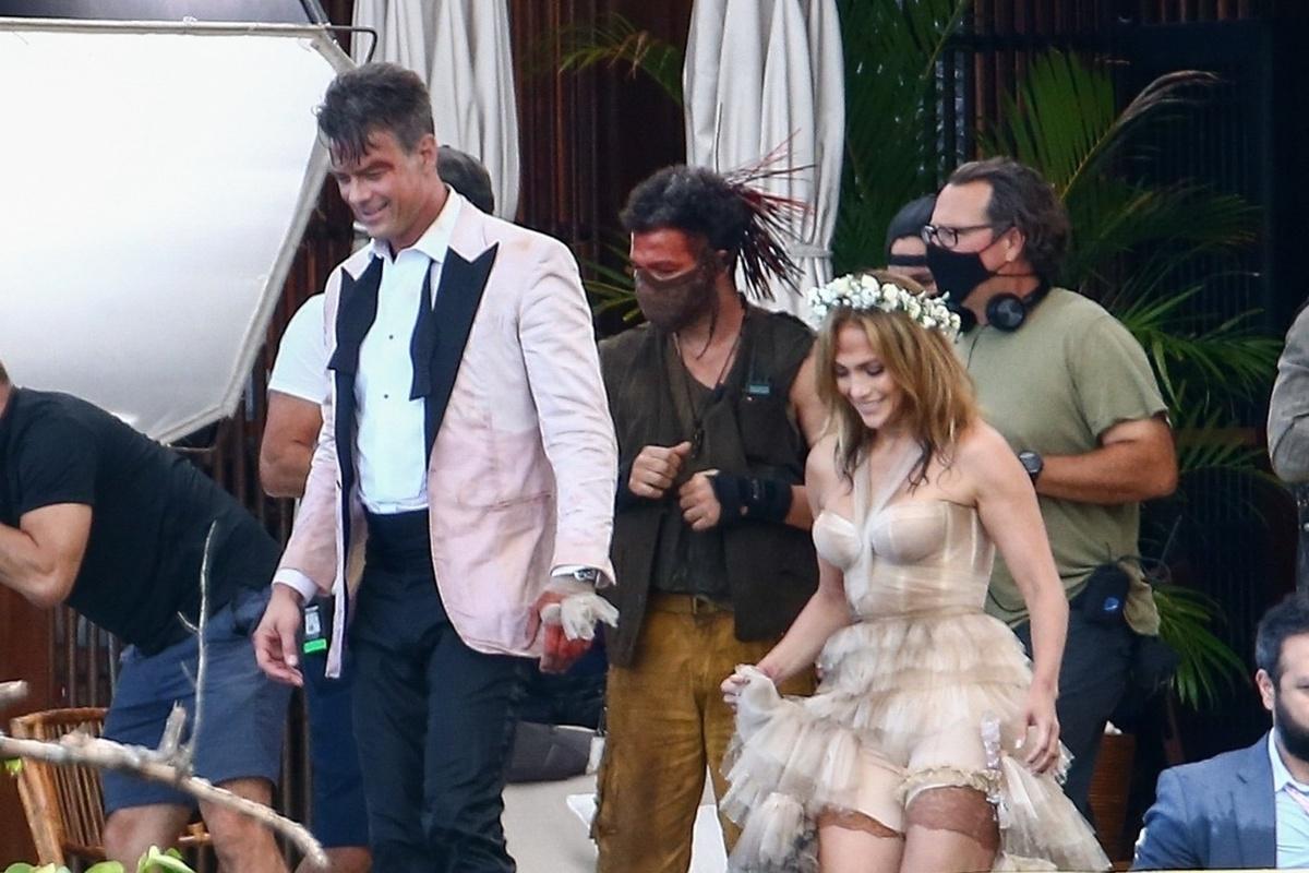 La boda de Jennifer Lopez