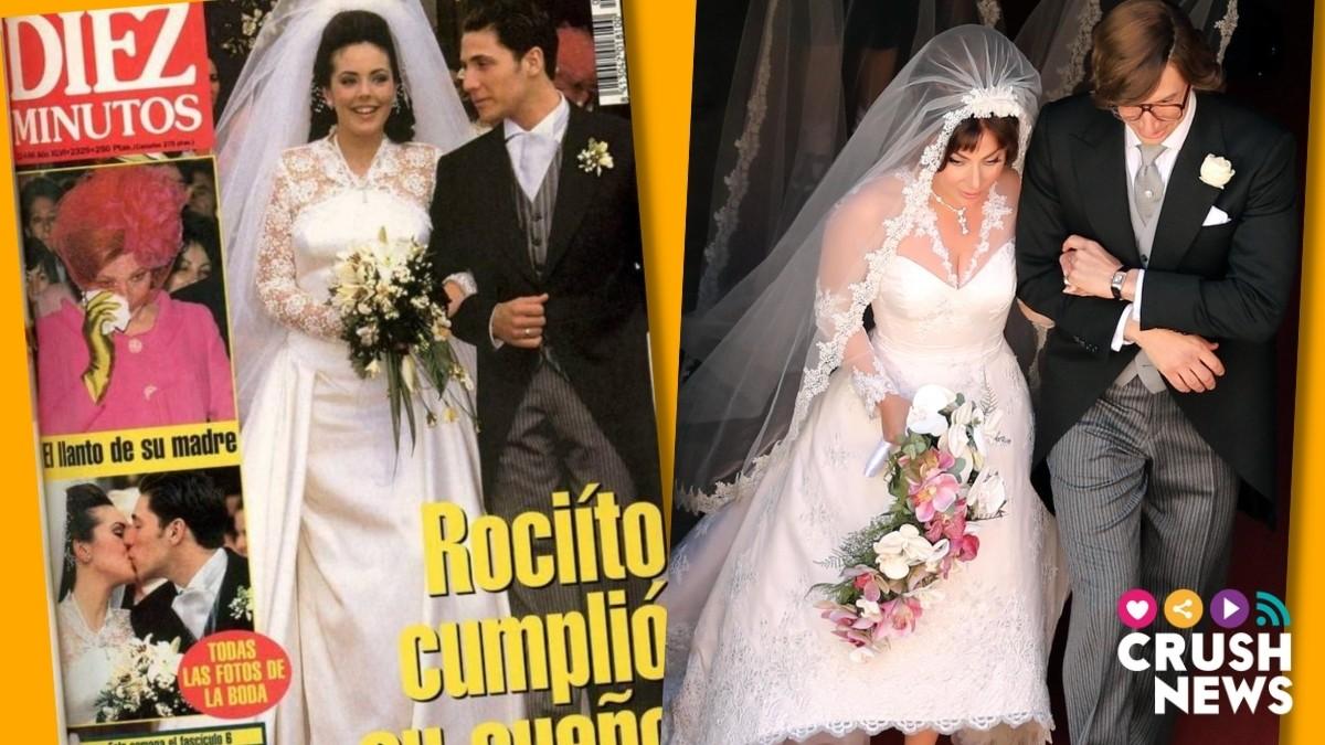 Lady Gaga copia a Rocío Carrasco.