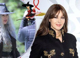 Radical cambio de look de Monica Bellucci.