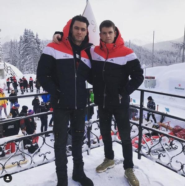 Anton Antoniadis y Miguel Bernardeau