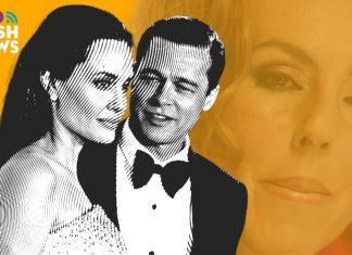 Angelina Jolie, Brad Pitt y Rocío Carrasco