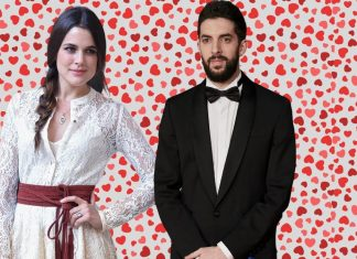 David Broncano y Adriana Ugarte son los Broncarte