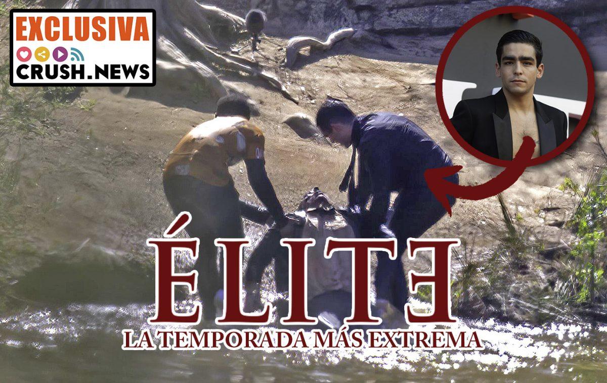 fotos exclusivas cuarta temporada elite.