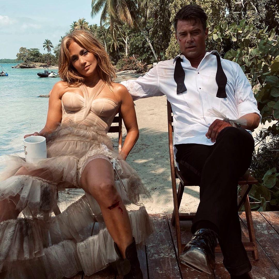 Jennifer Lopez y Alex Rod juntos