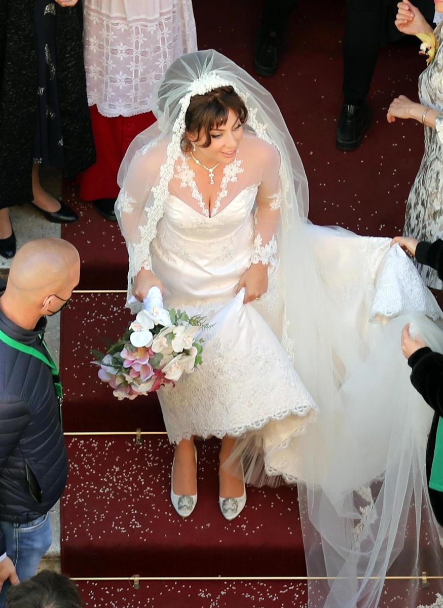 Lady Gaga de novia