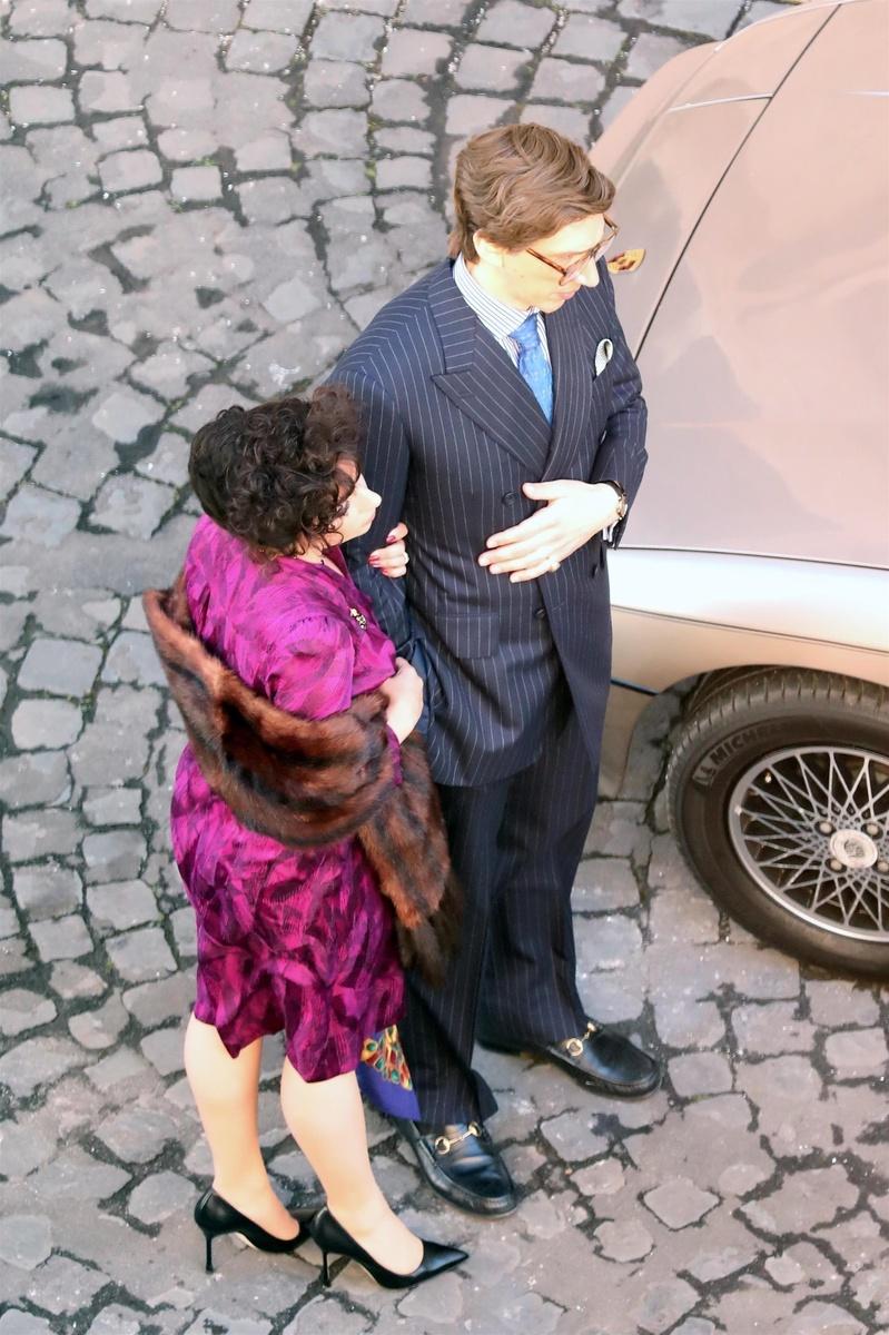 Lady Gaga y Adam Driver