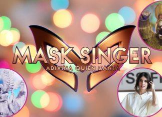 Portada de mask singer 2