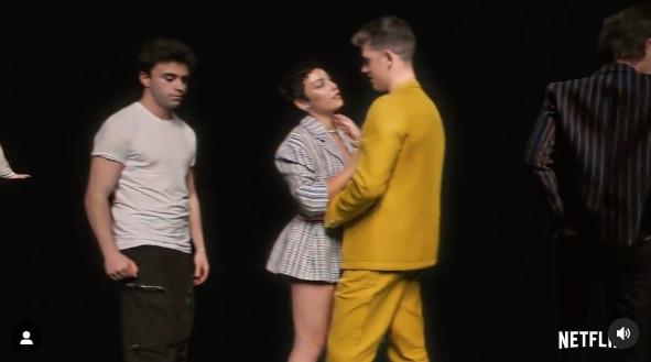 Ari, Guzmán y Samuel