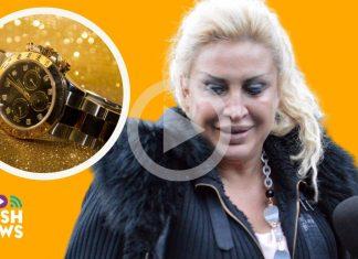 Raquel Mosquera se defiende: Yo no tengo el Rolex