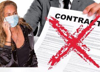 la productora desmiente falso contrato rocio carrasco
