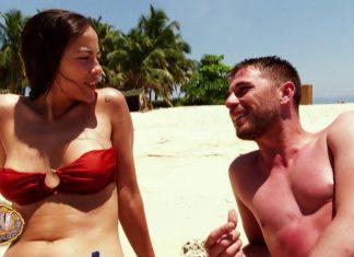 El tonteo de Tom y Melyssa en Supervivientes