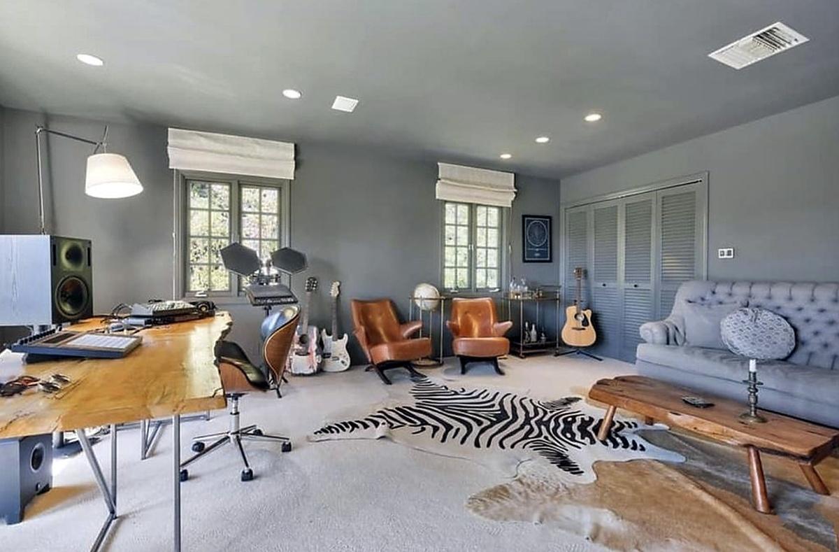 Estudio de grabación de Katy Perry en Beverly Hills casa vendida por 7,45 millones de dólares