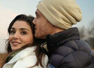 Hande Erçel y Kerem Bürsin son pareja y no podemos más de la emoción