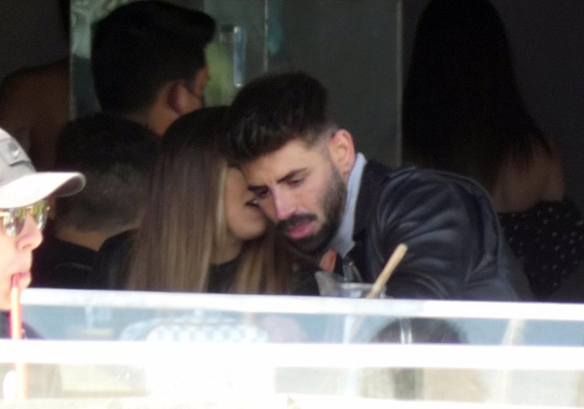 Lobo y Lucía rumores de infidelidad