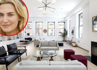 Kate Winslet concretóo venta de su lujoso ático en Nueva York por 5,7 millones