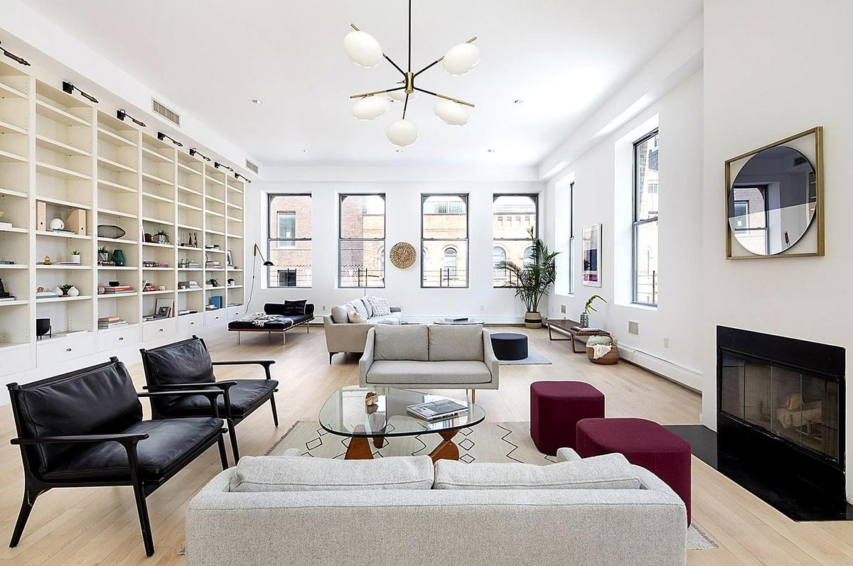 Kate Winslet concretó venta de su lujoso ático en Nueva York por 5,7 millones