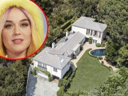 Katy Perry vende propiedad en Beverly Hills de 1341 m2 por $7.45 millones