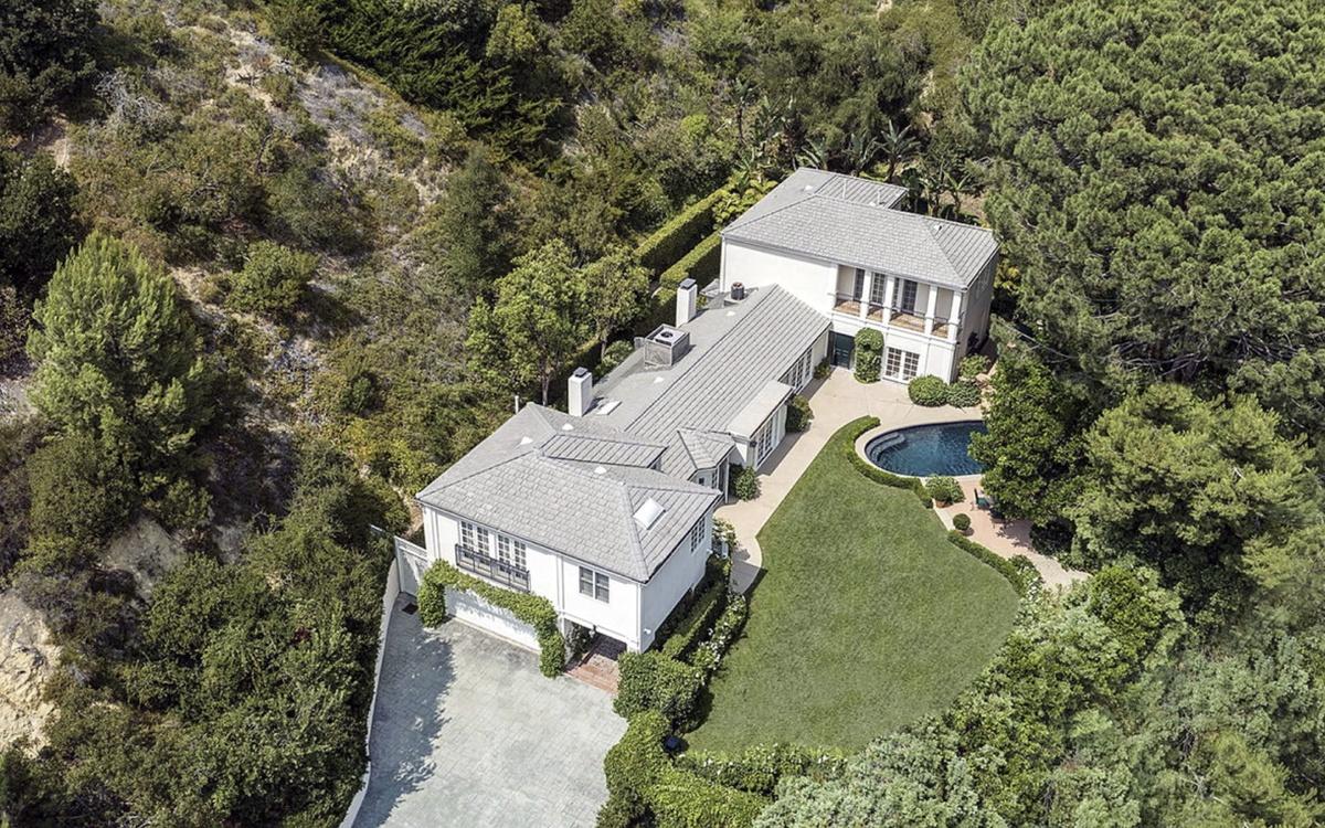 Katy Perry vende propiedad en Beverly Hills