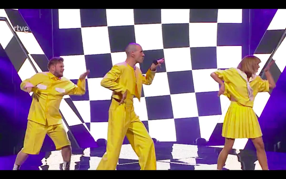 La de Lituania es una de las actuaciones más originales de Eurovisión 2021
