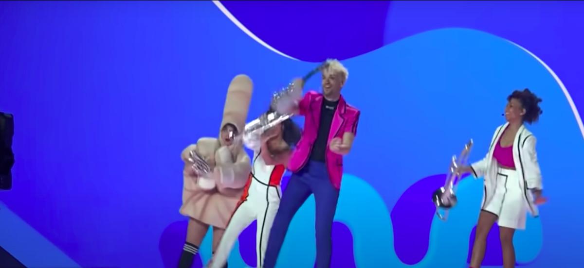 La de Alemania es una de las actuaciones más originales de Eurovisión 2021