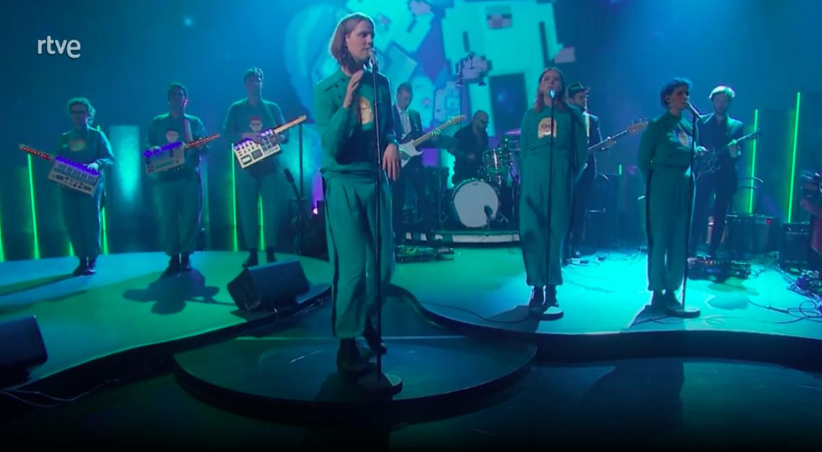 Islandia es una de las actuaciones más originales de Eurovisión 2021