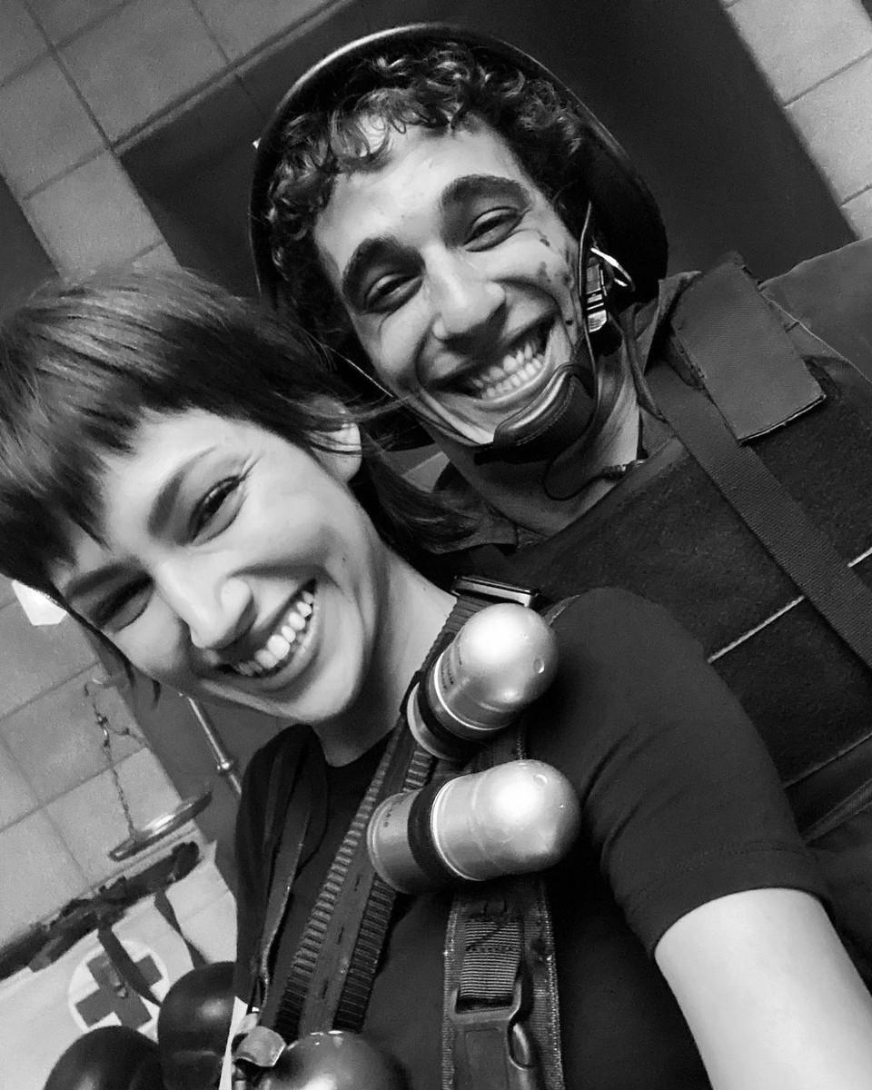 Así ha sido el adiós de Úrsula Corberó a La Casa de Papel en sus redes sociales
