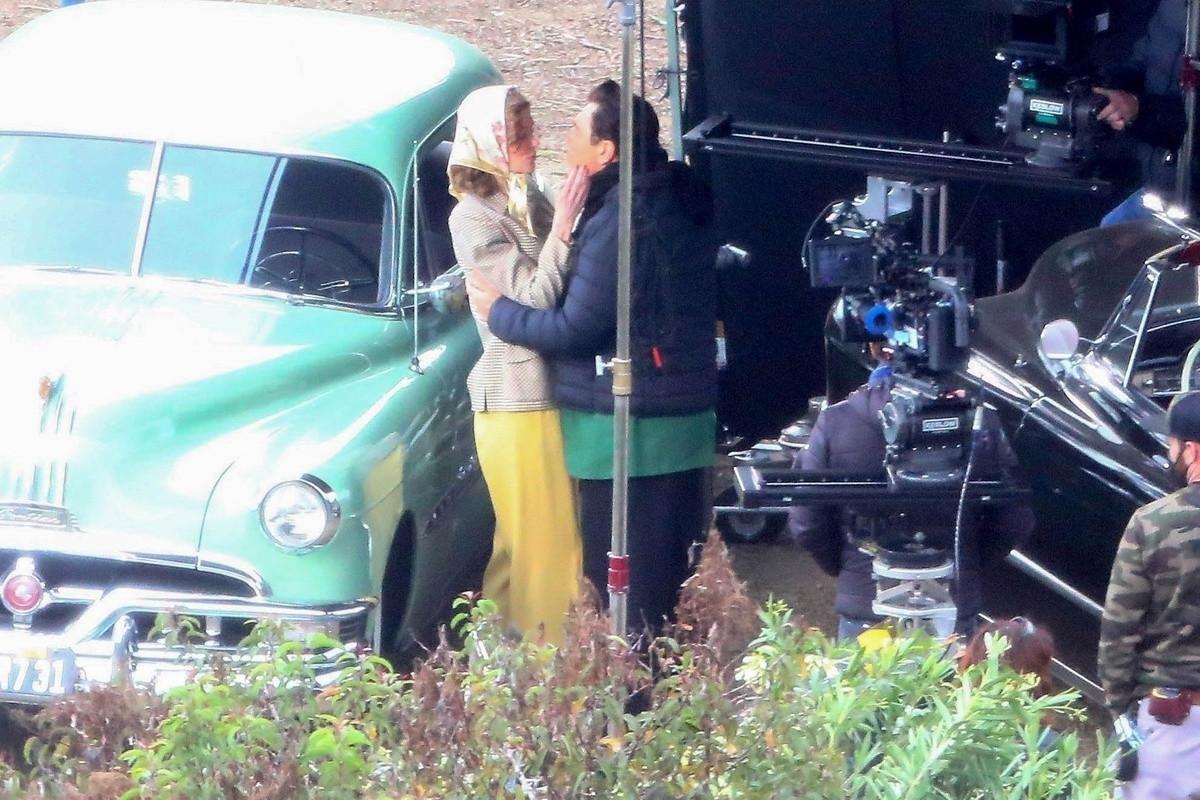 Te enseñamos el beso de Nicole Kidman y Javier Bardem