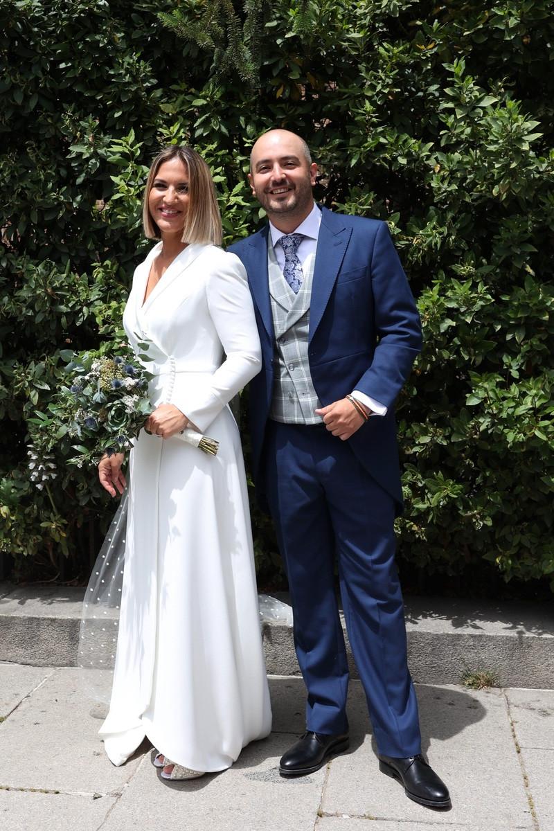 La boda de Chechu de Médico de Familia y Salomé GAdea