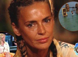 Olga, en la foto, fue la protagonista del boicot a supervivientes en las redes