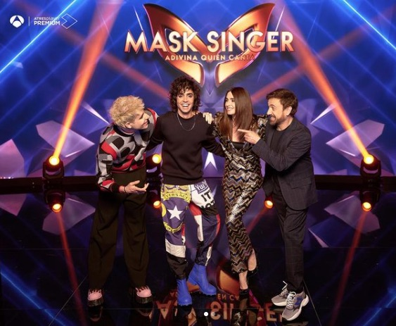Foto promocional de Mask Singer 2
