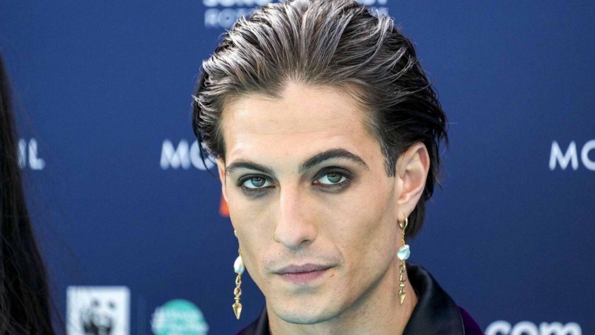 El cantante de Italia en Eurovisión nos tiene en sus manos