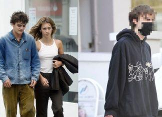 El hijo de Johnny Depp a la izquierda, el hijo de Liam Gallagher, a la derecha