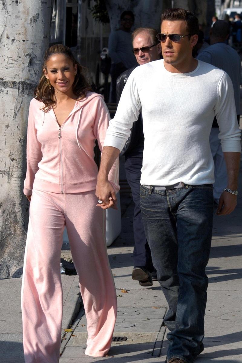 J.Lo y Ben Affleck