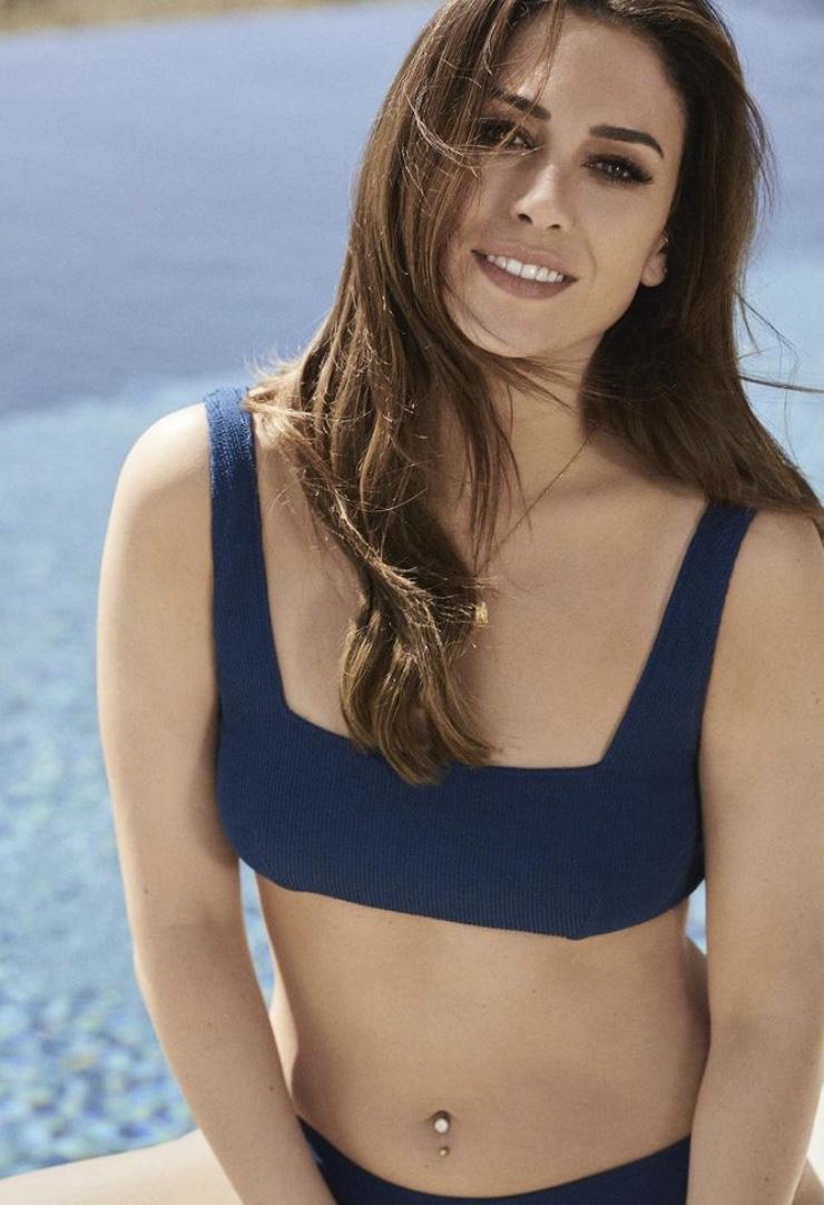 Blanca Suárez en bikini