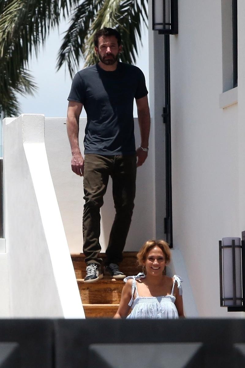 Jennifer Lopez Ben Affleck novios