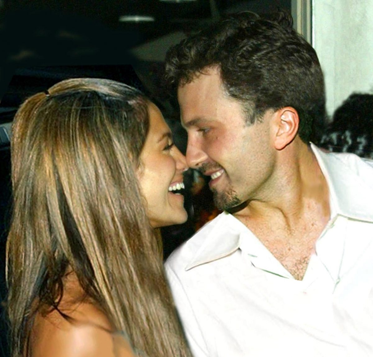 Jennifer Lopez y Ben Affleck juntos