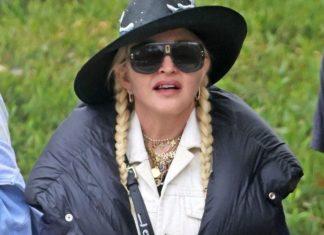 Madonna sigue con su novio