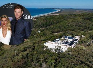 Te enseñamos detalles de la mansión de Elsa Pataky y Chris Hemsworth que no conocías