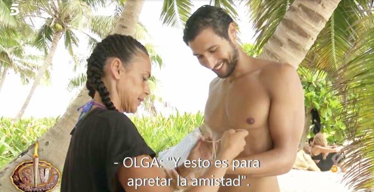 Olga y Giarmarco