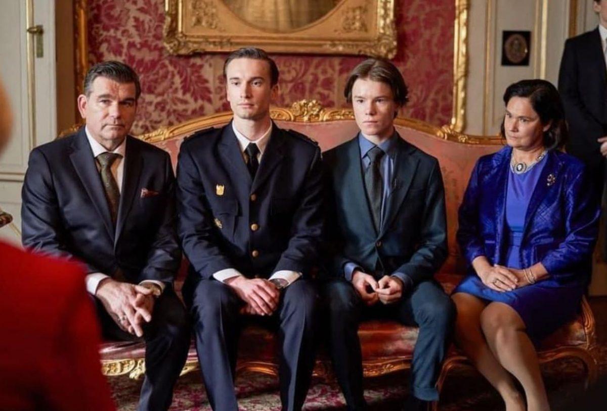 Los actores de Young royals