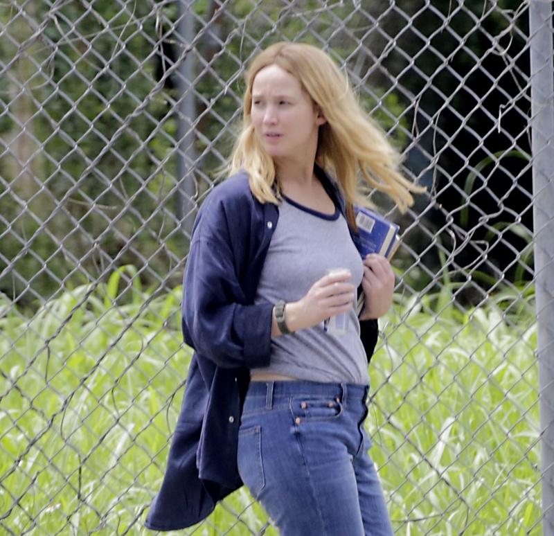 Jennifer Lawrence embarazada