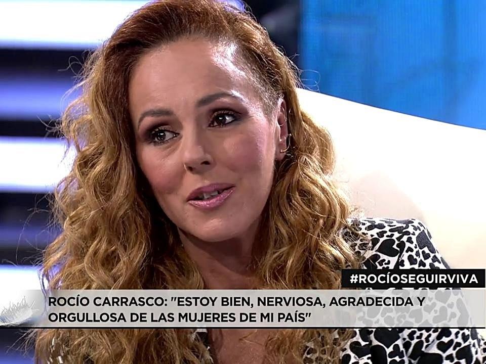 segunda parte del documental de Rocío