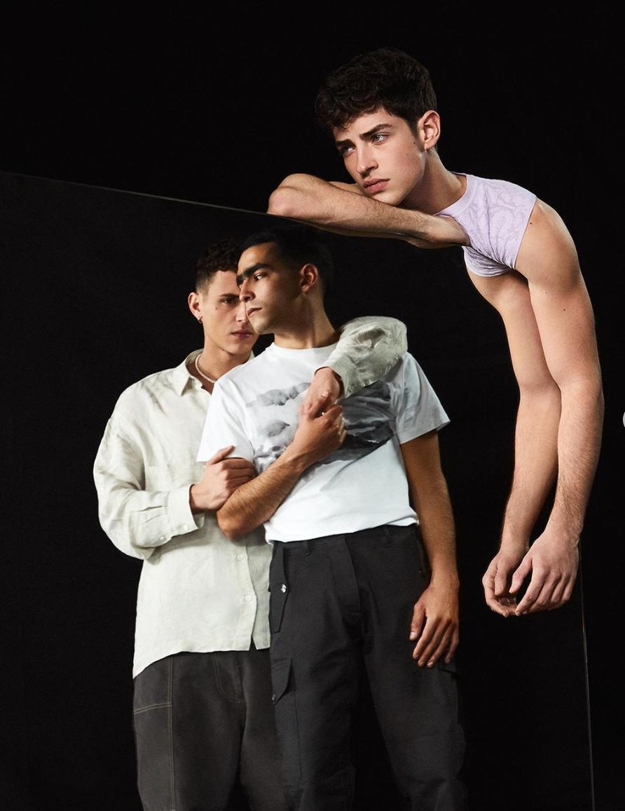 Triángulo amoroso entre Ander Omar y Patrick
