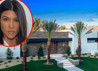 Kourtney Kardashian compra mansión en Palm Springs