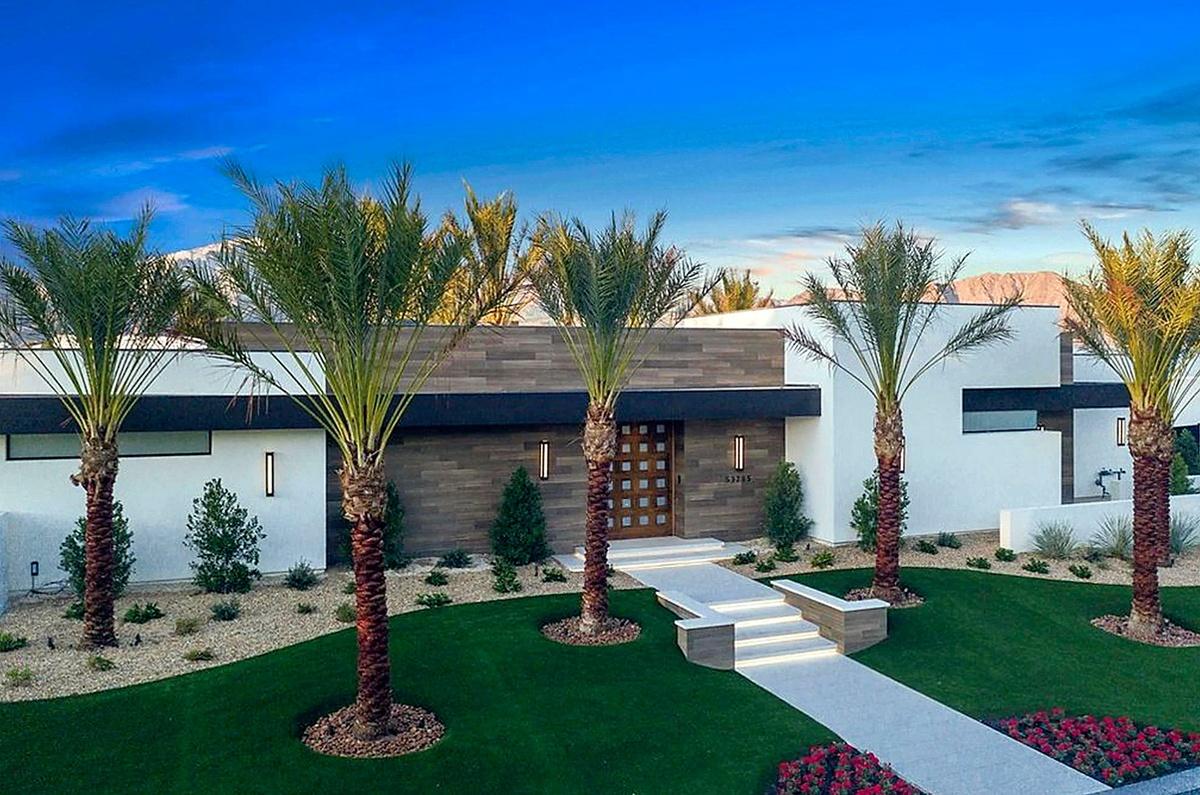 Kourtney Kardashian compra mansión en Palm Springs por 12 millones de dólares