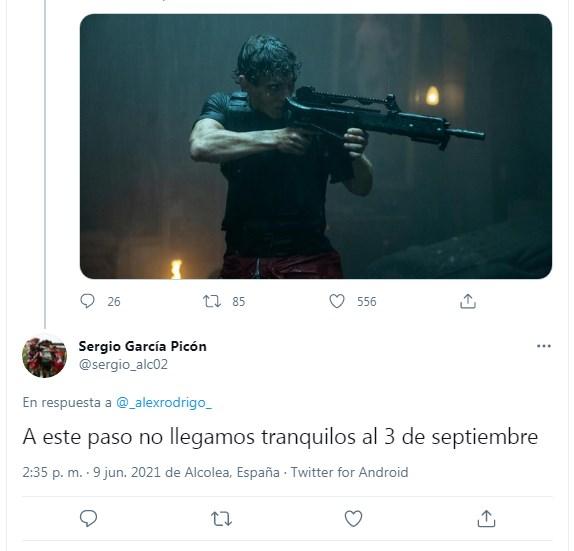 La Casa de Papel 5 muere Río