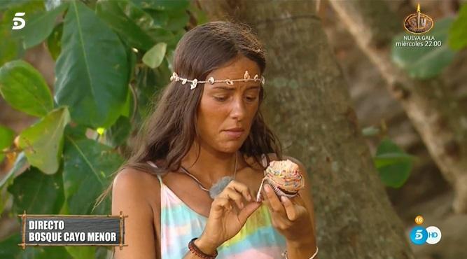 Melyssa ganadora de Supervivientes