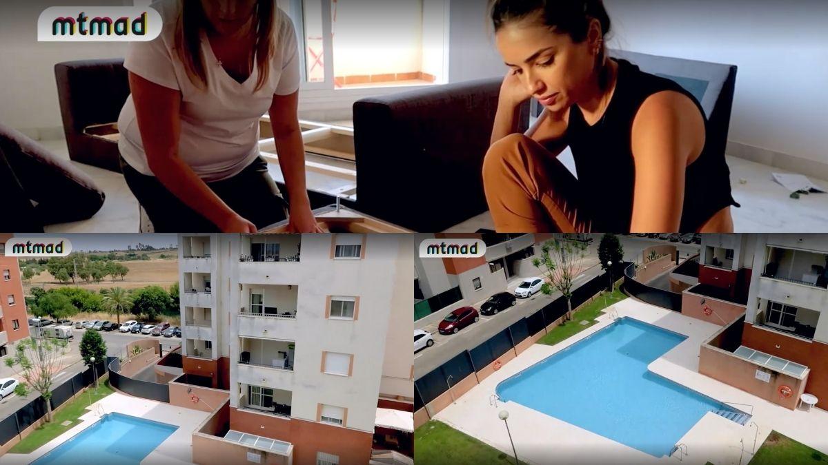 Lucía e Isaac se van a vivir juntos